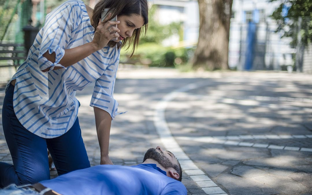 CPR Steps: Learn How to Save a Life: National Safety Month