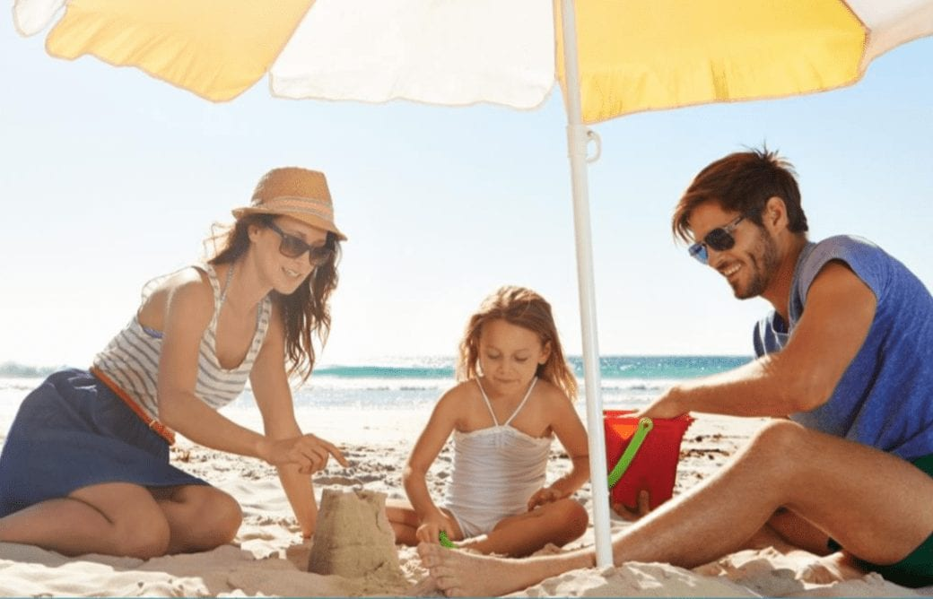 3 Tips for Summer Sun Safety