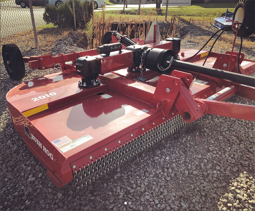 Multi Spindle Rotary Bush Hog Cutters For Sale In