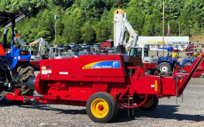 New Holland BC5050 Square Baler with Full Warranty for $16,500!