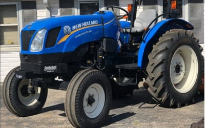 Back to School Special! New Holland Workmaster 50 – 2WD, Full Warranty & Low Rate Financing*