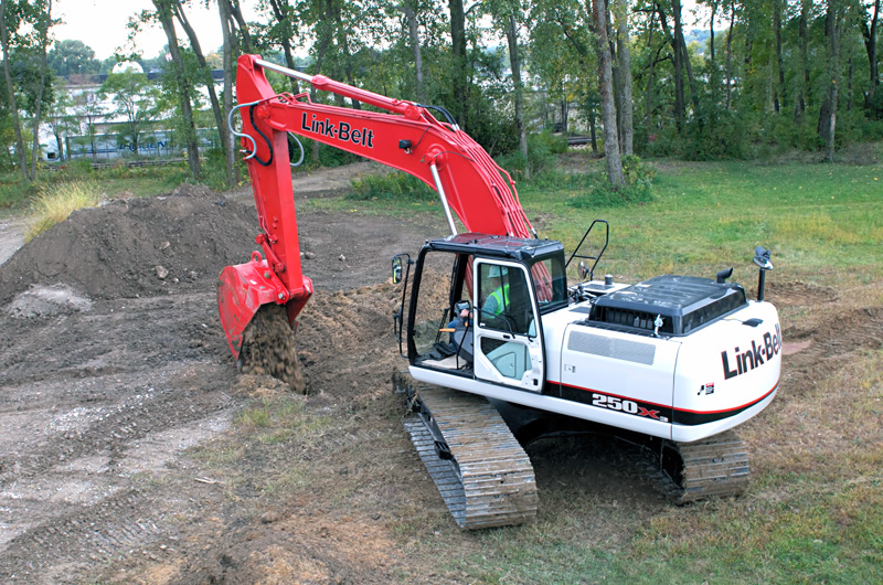 Top 10 Reason to Buy a Link-Belt X3 Excavator